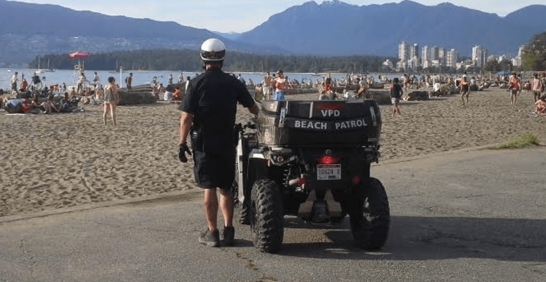 You can be fined $230 for drinking at Vancouver parks and beaches
