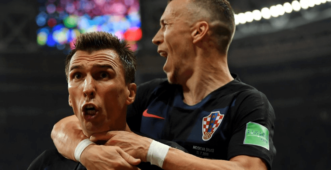 Croatia win