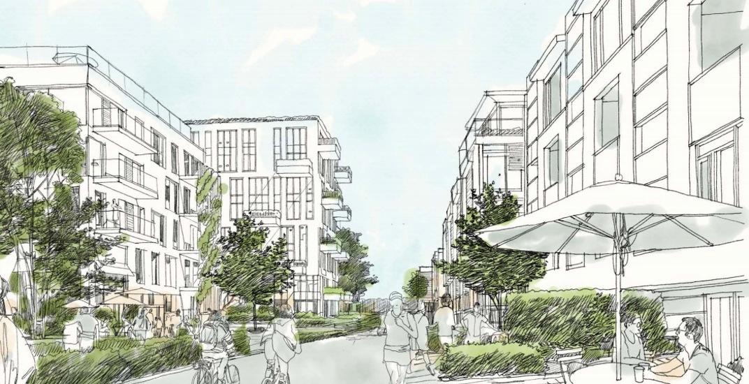 Vancouver densification