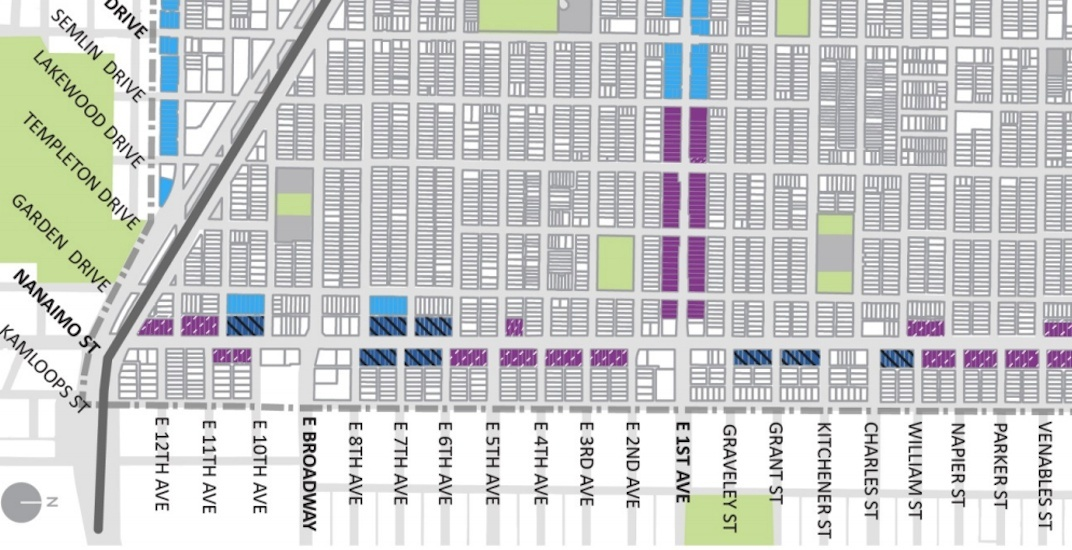 Vancouver approves mass rezoning of 438 properties in Grandview-Woodland area