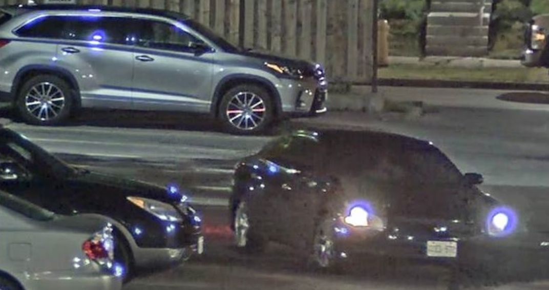 Toronto police release video of suspect wanted for deadly North York shooting