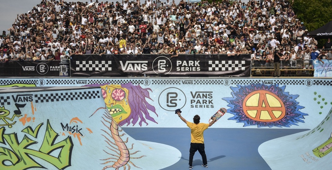 Free art, music, street culture events happening this weekend for Vans Park Series