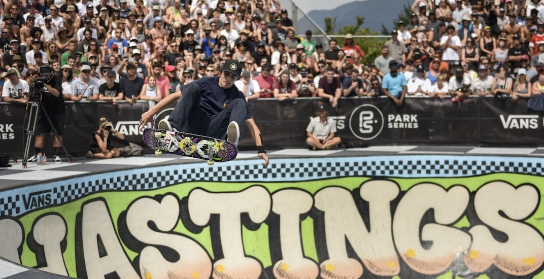 Elite skateboarding returns to Vancouver with Vans Park Series