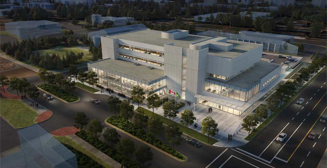 Abbotsford is getting a new $150-million courthouse building