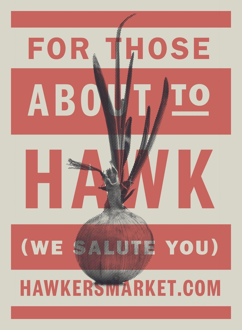 Hawkers Market