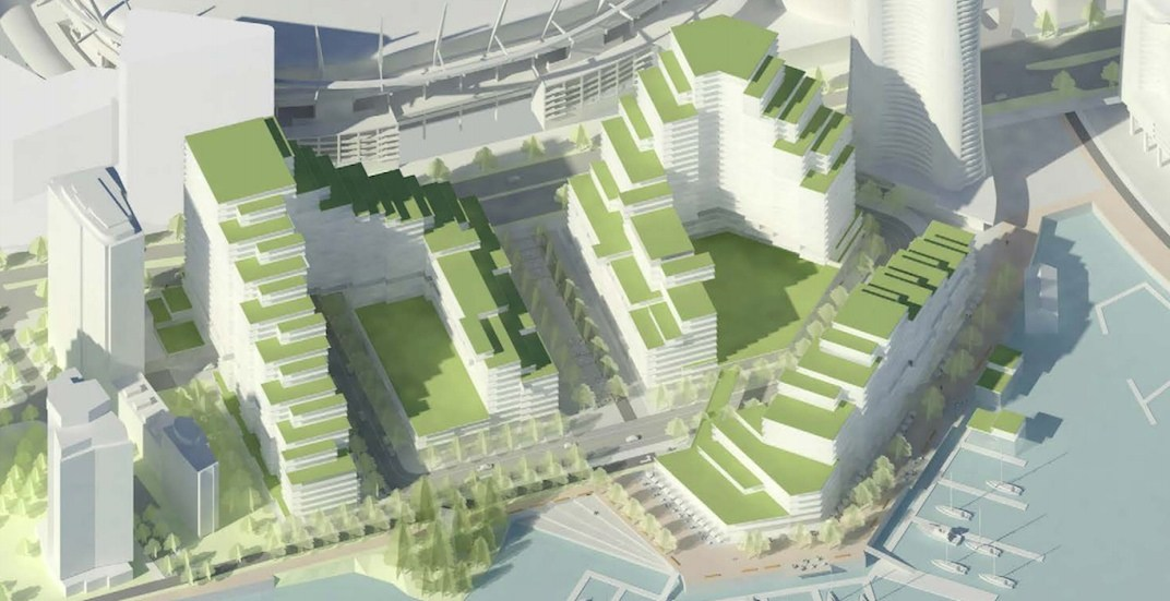 Plaza of nations vancouver 2018 rendering 2