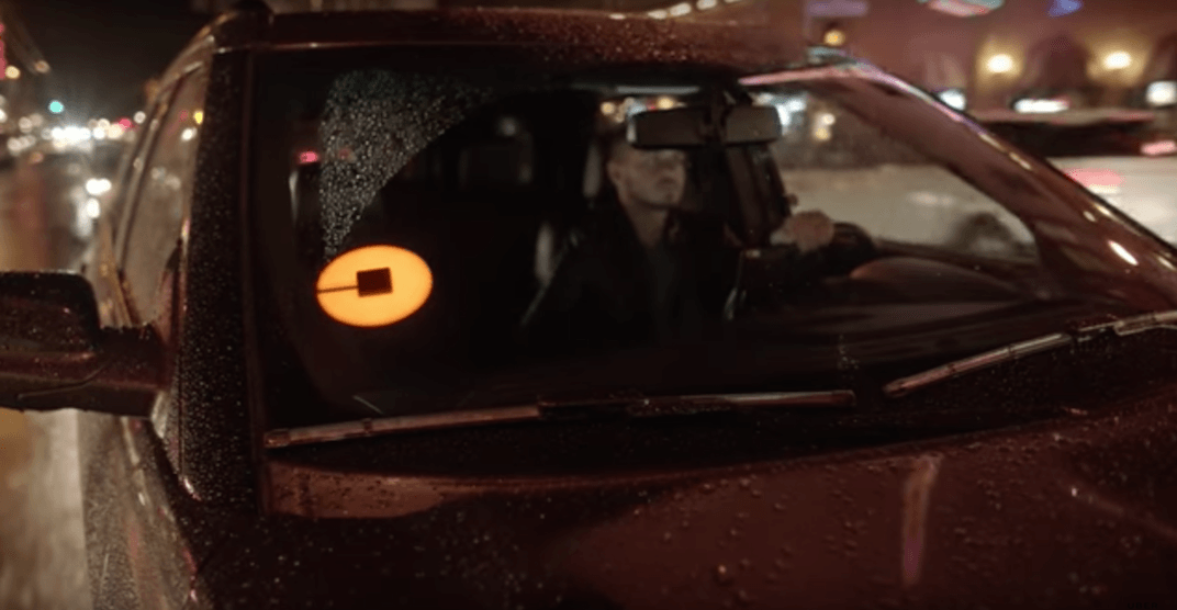 Uber rolls out new colour-coded windshield pickup signal