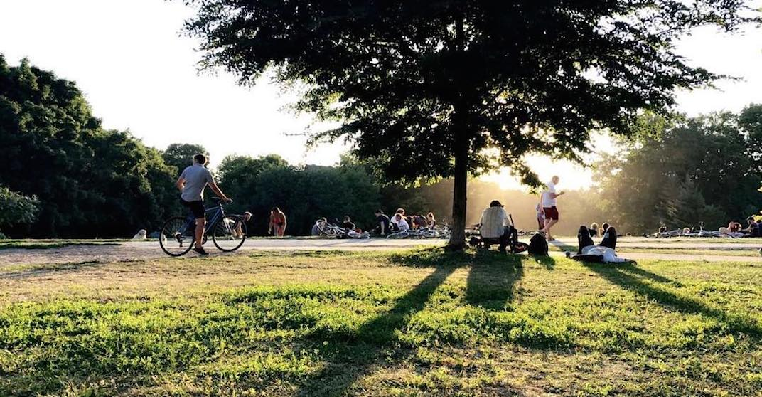 This is how much you can be fined for drinking in a Toronto park