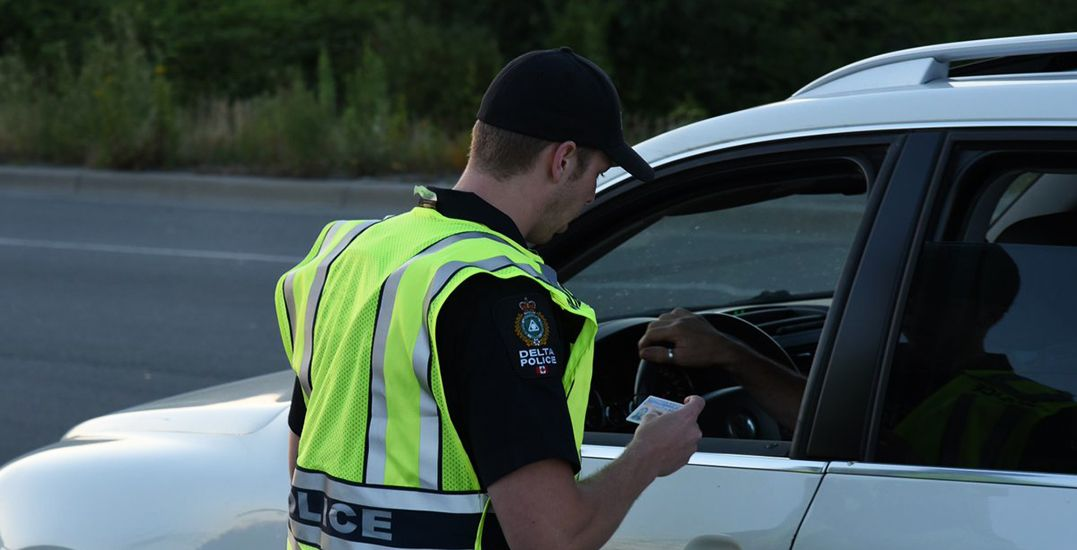 Delta police officer being investigated for issuing false ticket violations