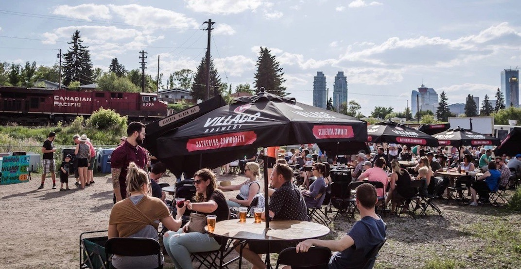 Calgary's favourite FREE outdoor night market returns tonight