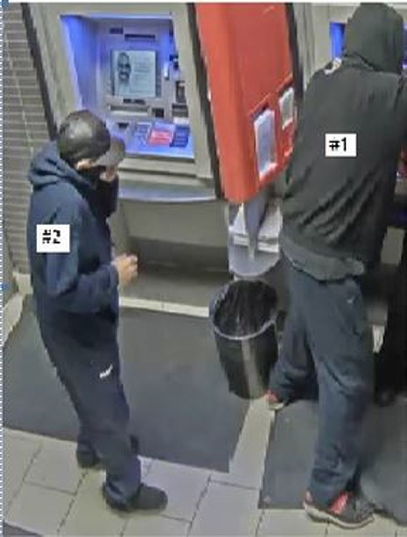 ATM Robberies