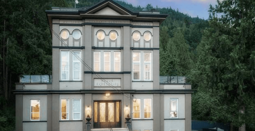 This $3.75 million luxury home used to be a BC Electric substation (PHOTOS)