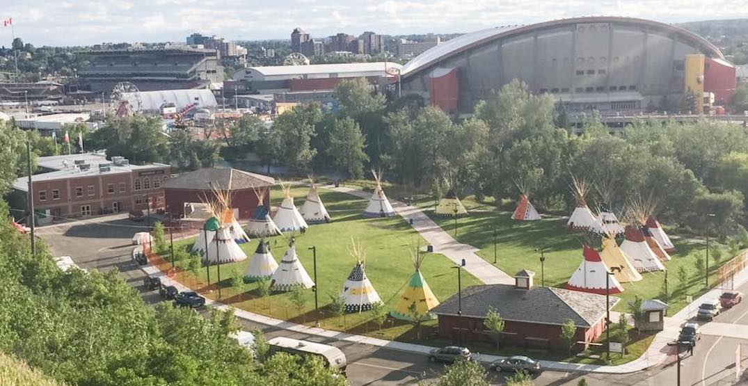 Calgary Stampede's Indian Village changes name to Elbow River Camp