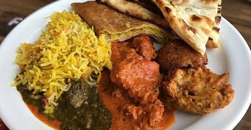 Tandoori Flame is offering buy-one-get-one-free curry at its takeaway bar this week