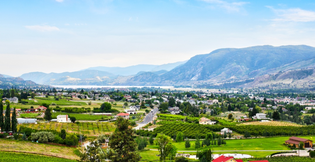 You can fly from Vancouver to Kelowna for $78 next month