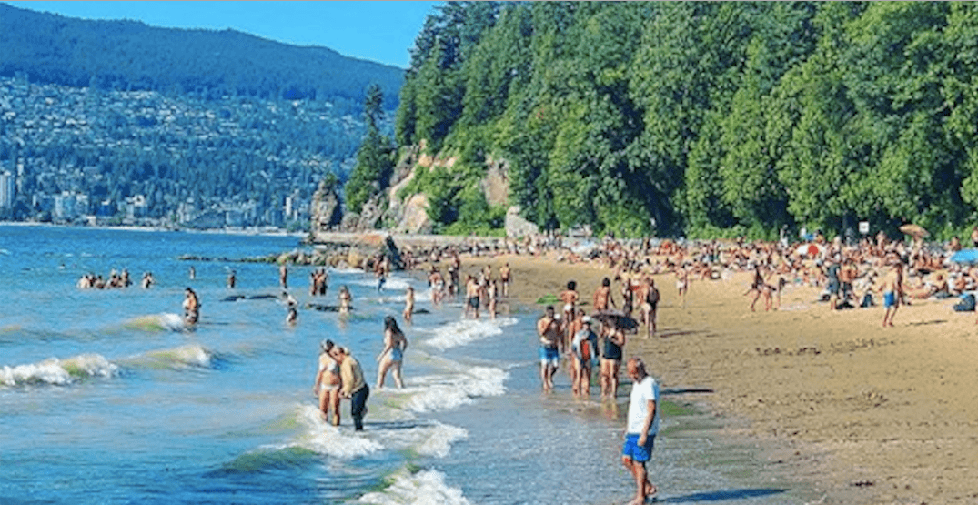 Environment Canada issues special weather warning for Metro Vancouver