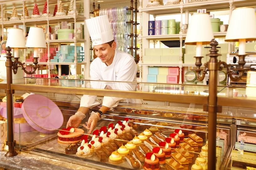 Ladurée new cakes