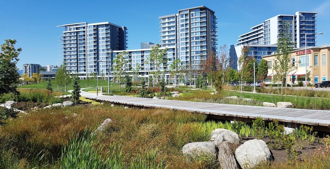 New 4-acre public park next to Aberdeen Centre in Richmond now open (PHOTOS)