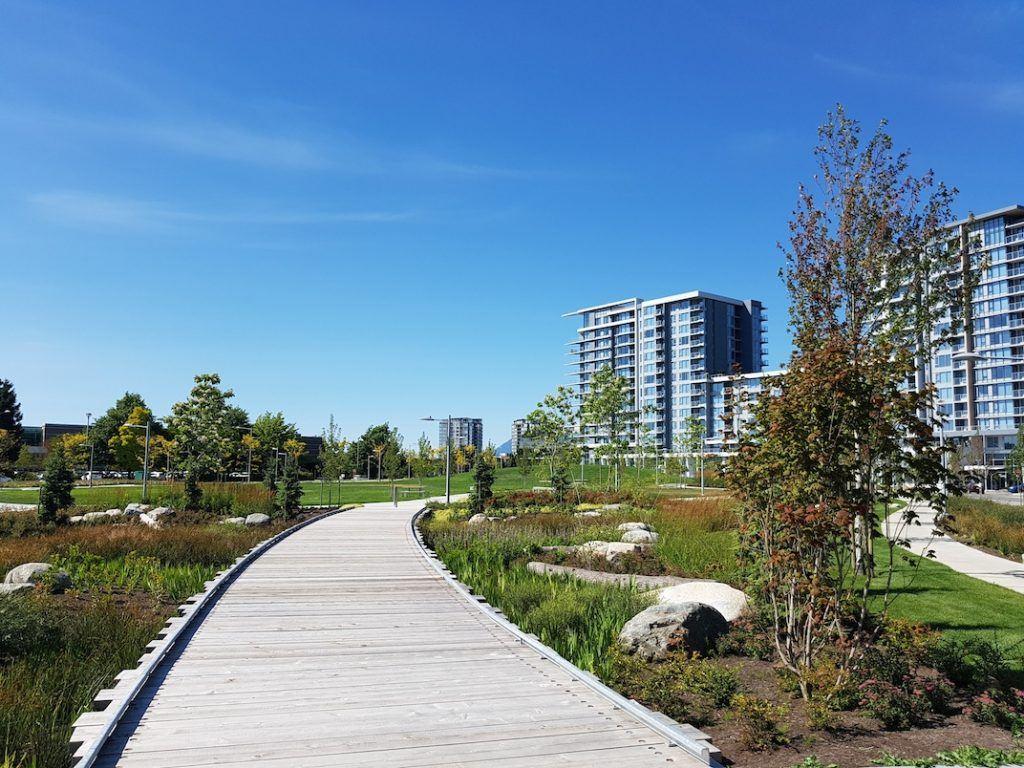 Aberdeen Park Richmond