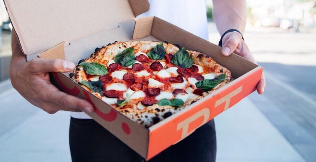 Pi Co. is dishing out FREE pizza in Toronto next week