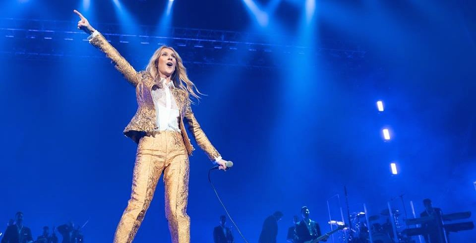 Céline Dion will be performing two shows in Montreal on September 26 and 27