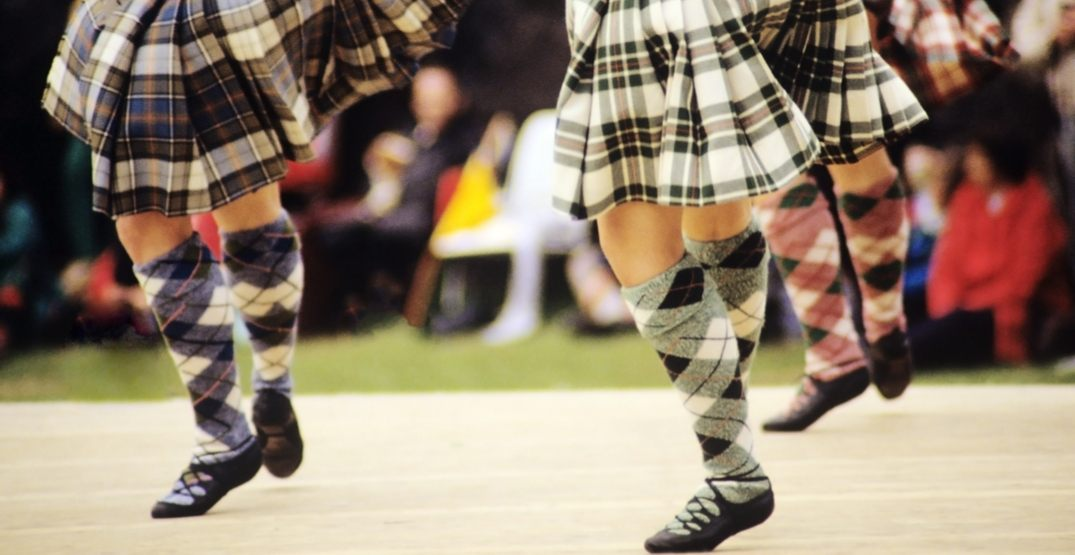 The Highland Games are returning to Canmore this summer