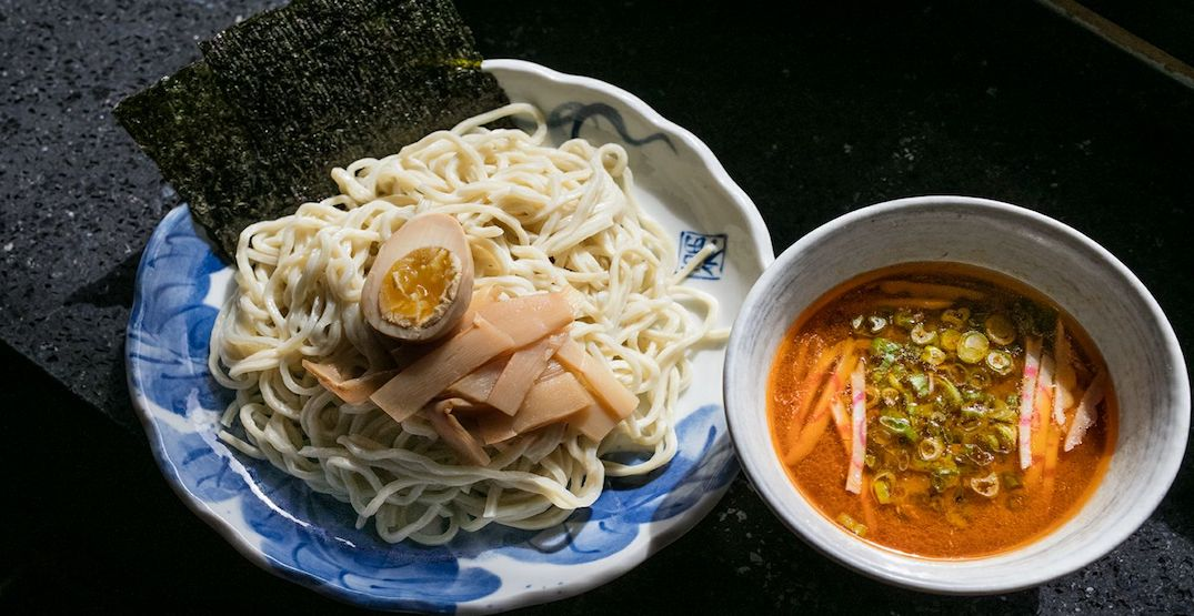 Where to get the best cold ramen in Metro Vancouver
