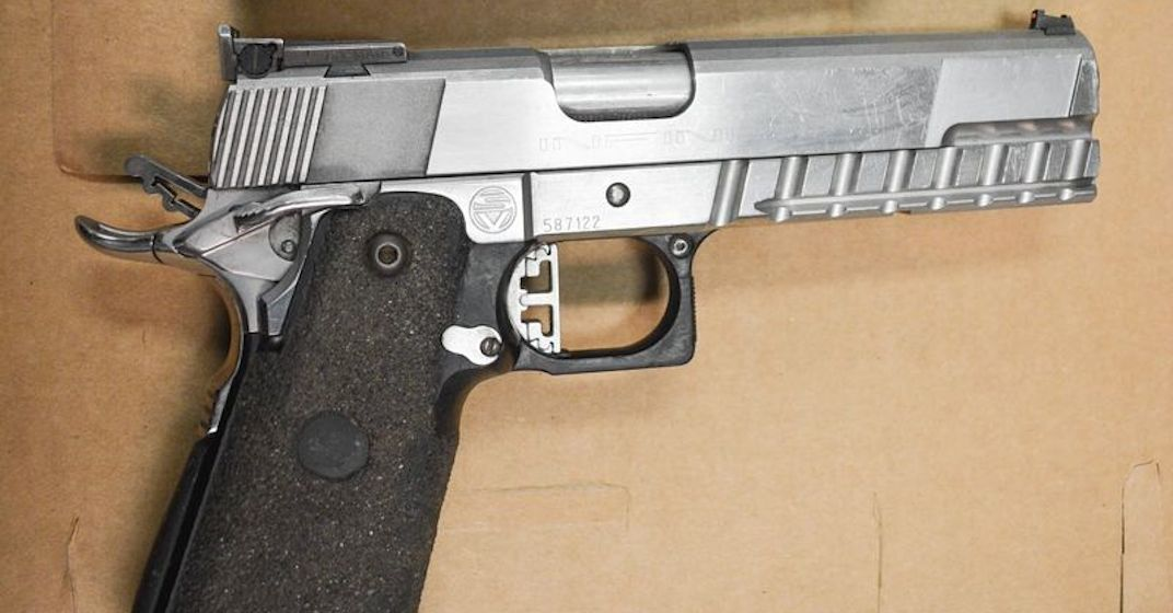 17-year-old boy arrested after being found with loaded gun aboard TTC bus