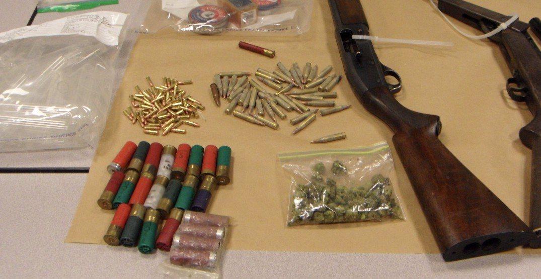 RCMP seize sawed-off shotgun, ammunition from Surrey home