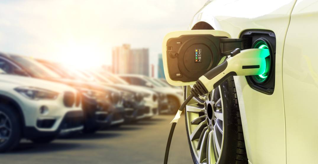 20 Alberta communities to see electric vehicle charging stations in 2019