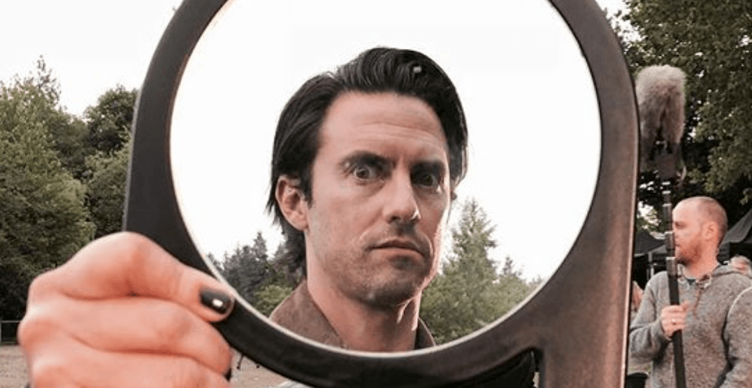 'This is Us' star Milo Ventimiglia shows his love for Vancouver on Instagram