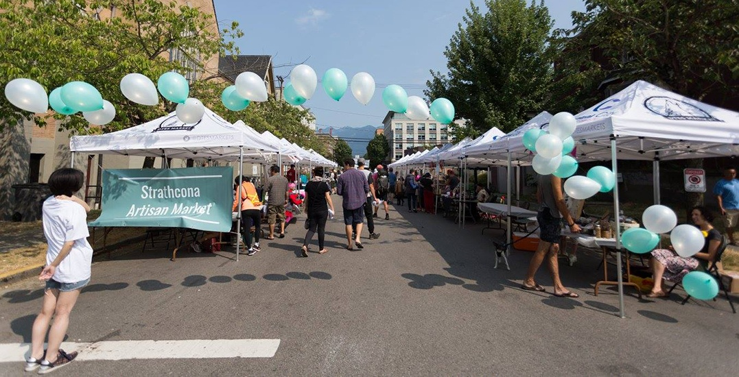 The Strathcona Artisan Market returns to downtown Vancouver next month