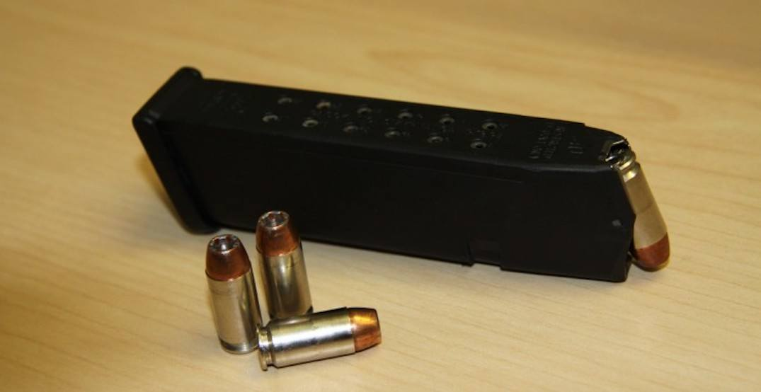 The CPS lost a magazine of ammo and want to know if you've seen it