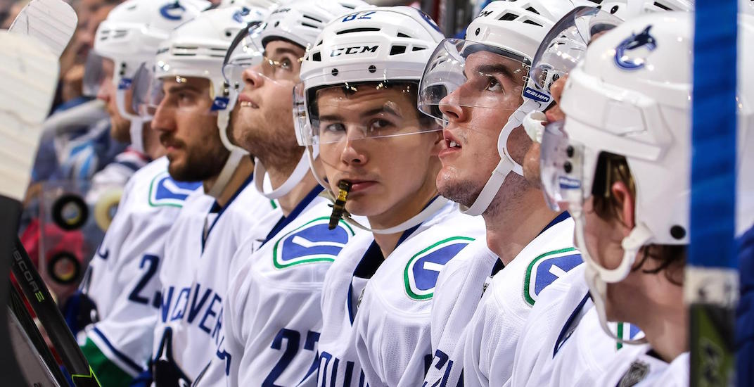 goldobin Canucks