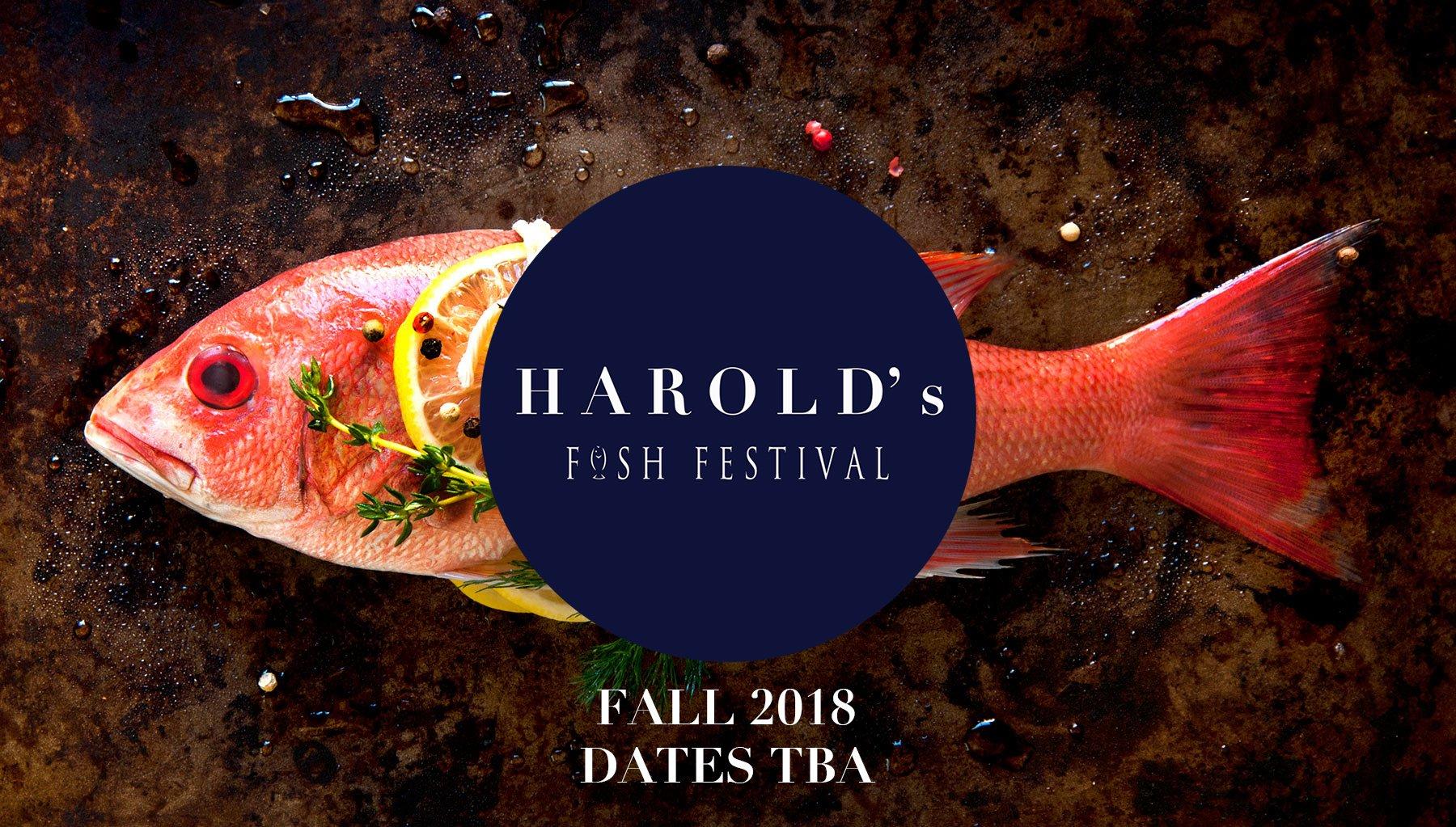 Harold's Fish Festival