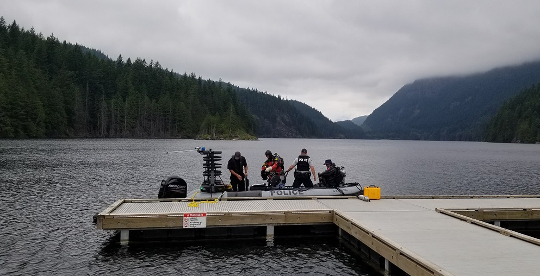 RCMP recover missing 19-year-old swimmer in Buntzen Lake