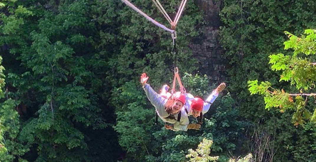 You can zipline across the Elora Gorge this summer (PHOTOS)