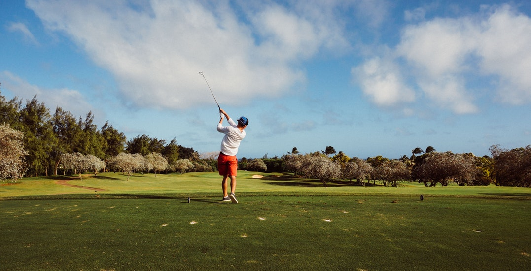 Why golfing has the potential to be your new favourite hobby