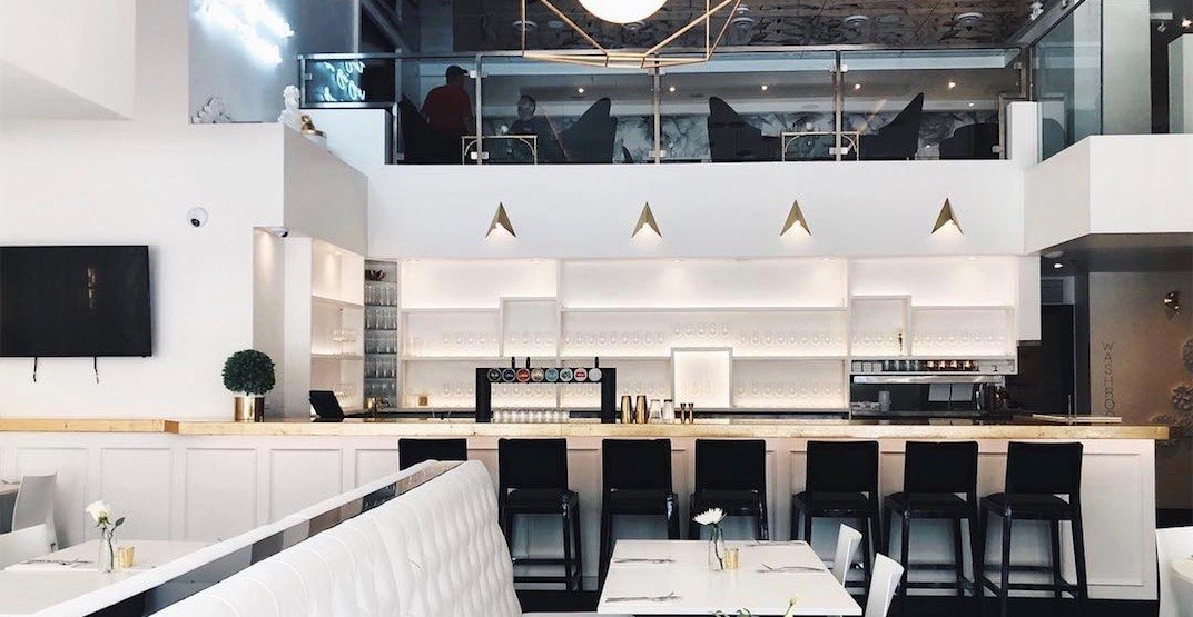 This stunning new lounge in Yaletown is officially open