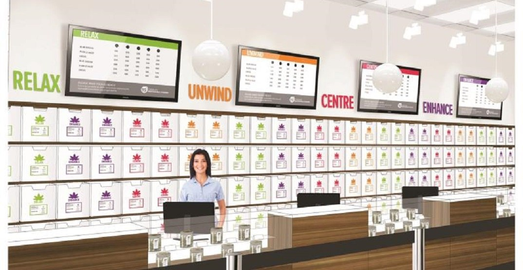 Nova Scotia reveals what first ever combination alcohol-cannabis stores will look like