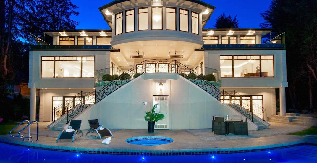 New mansion in the British Properties comes with pool and tennis court (PHOTOS)