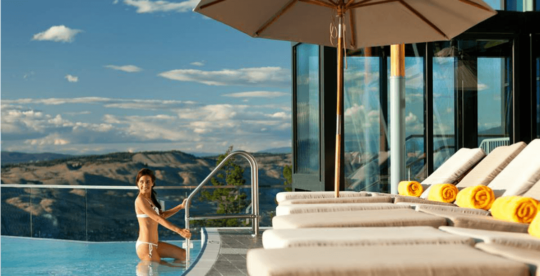 Find your Zen: Win a stay for 2 at the luxurious Sparkling Hill Resort in Vernon