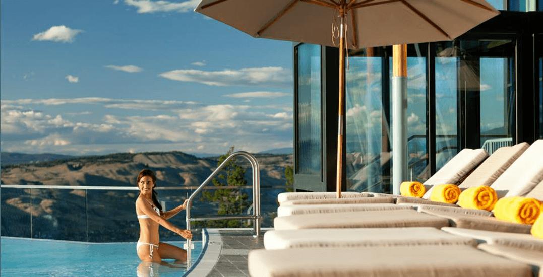 Sparkling hill resort spafacebook