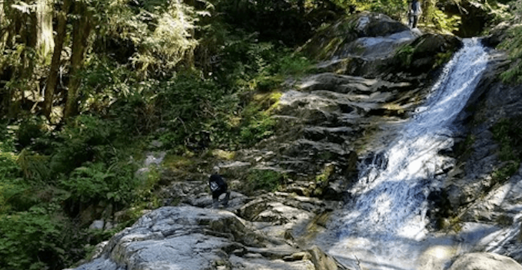 Coquitlam reminds residents to be cautious around waterfalls after 'serious injuries'