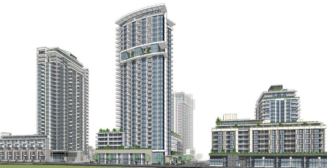 Third tower proposed for Seylynn Village in North Vancouver