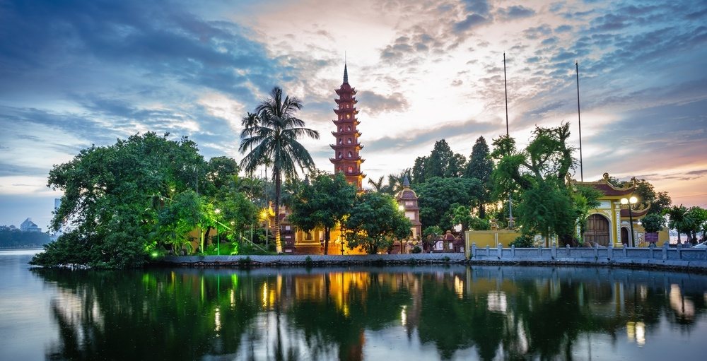 You can fly from Montreal to Vietnam for just $699 this fall
