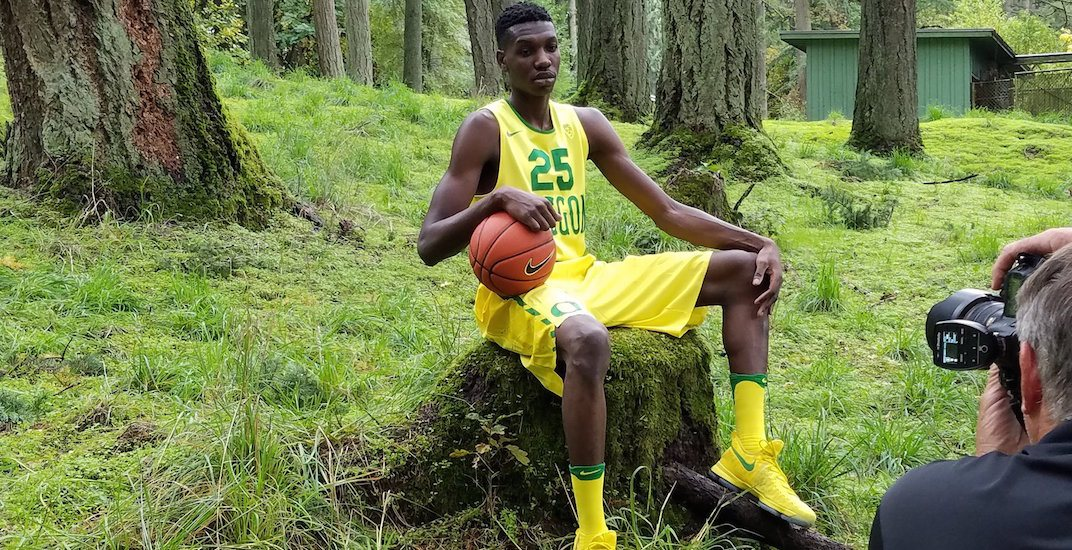 Raptors sign Canadian free agent forward Chris Boucher