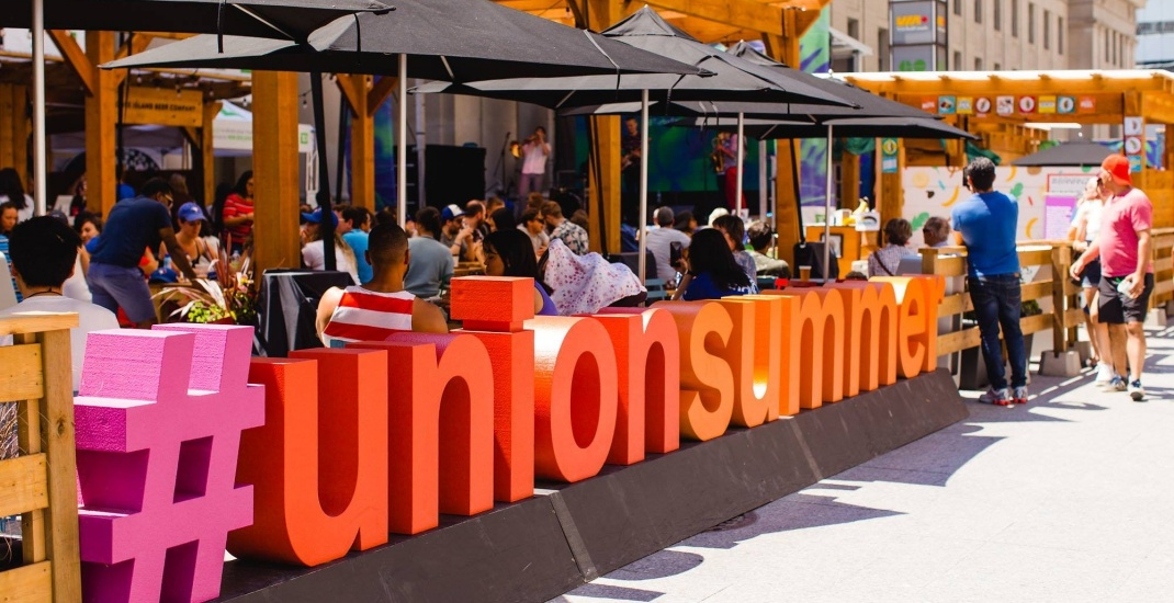 union summer market