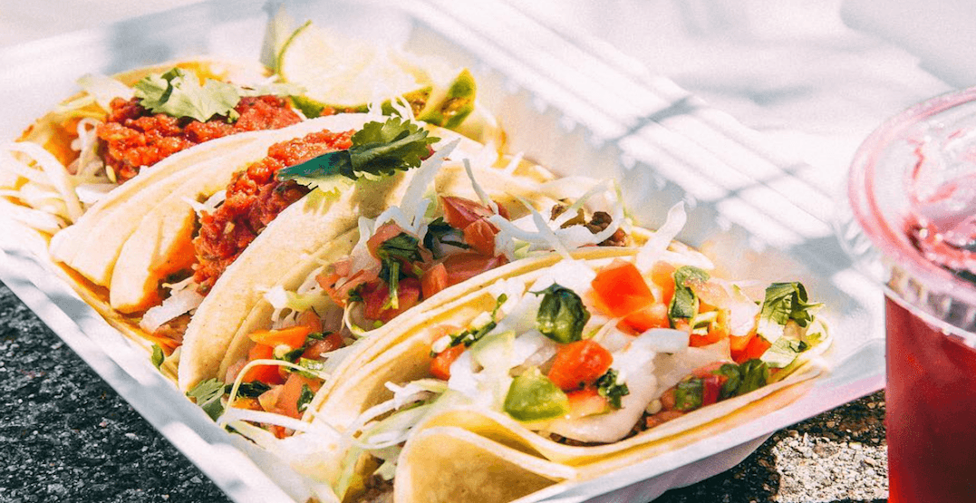 Where to get the best vegetarian tacos in Vancouver