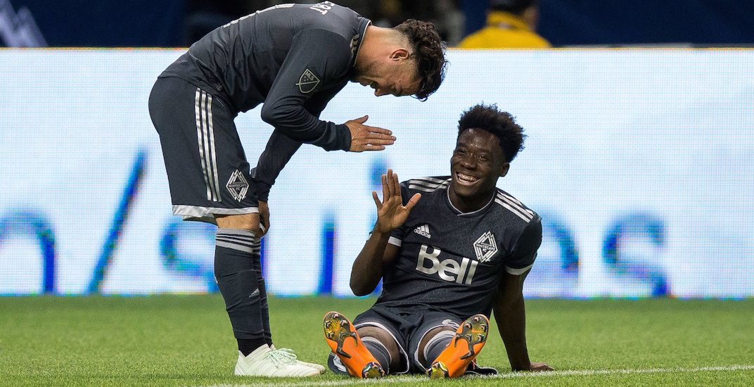Report: Whitecaps want up to $18 million from Bayern Munich for Alphonso Davies